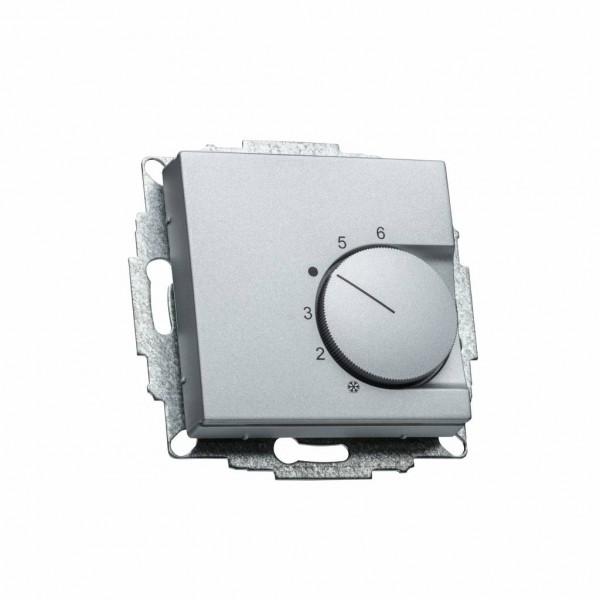 Raumthermostat für Berker B.7 alu