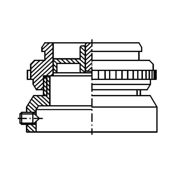 Ventiladapter VA72H