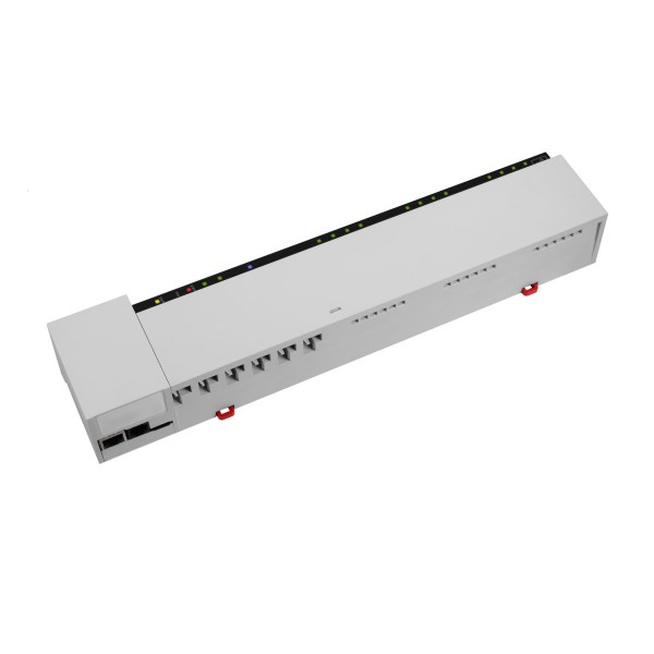 Regelklemmleiste Alpha 2 Funk 230V 12 Zonen Ethernet