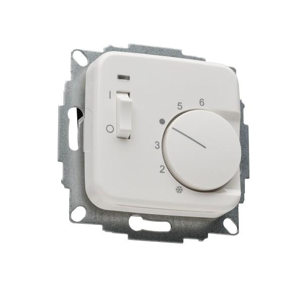 Raumthermostat RTR-77rg mit Schalter Ein/Aus