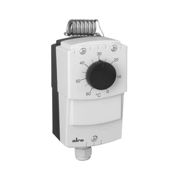 Industrie-Thermostat 0...60°C JET-120 R Einstufig