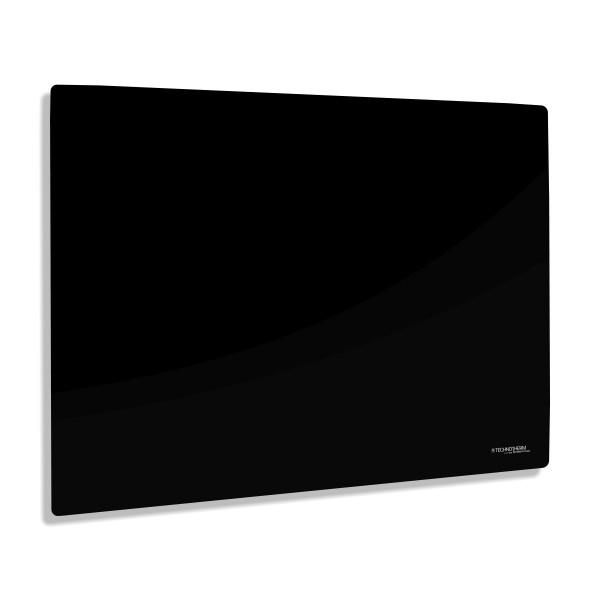 Technotherm Infrarotheizung ISP Design-B 600 schwarz - Glasheizung