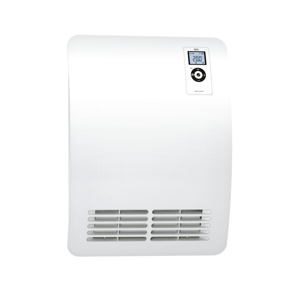 Ventilatorheizer