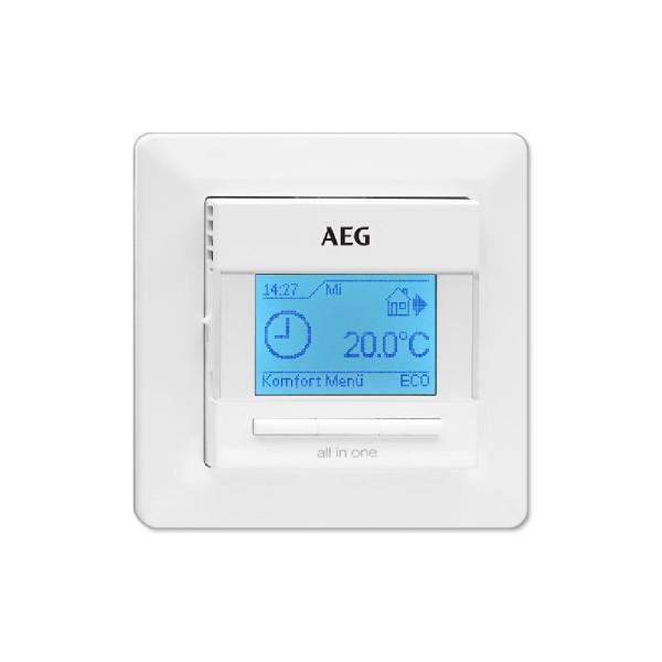 Temperaturregler FRTD 903 mit Bodenfühler