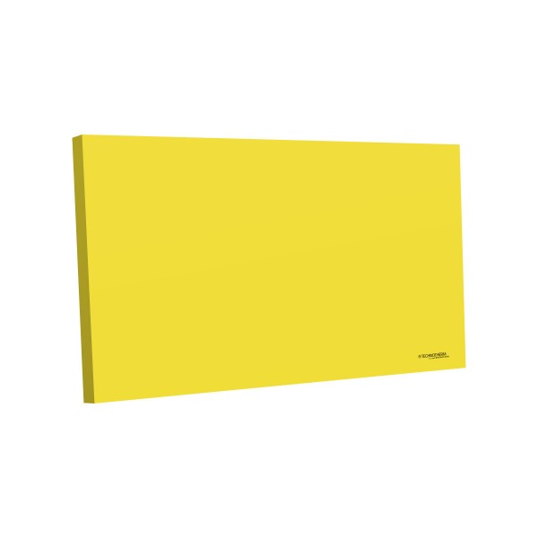 Technotherm Infrarotheizung ISP-Y 501 gelb