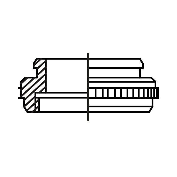 Ventiladapter VA17