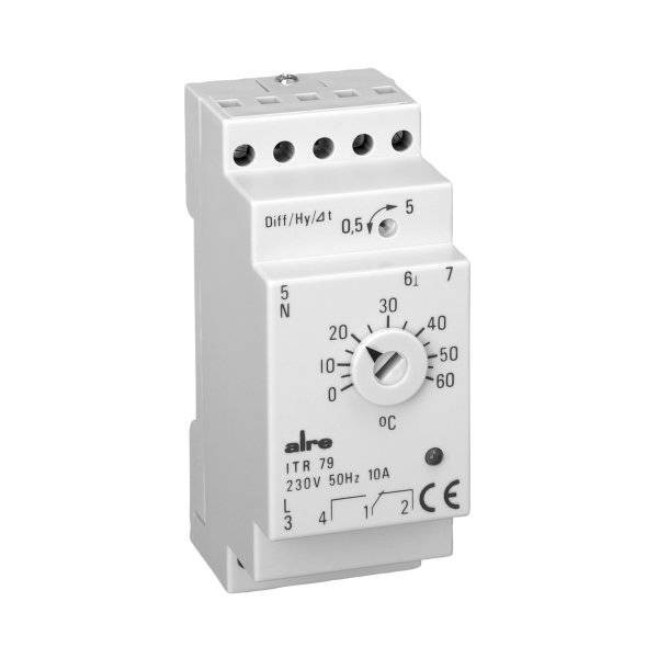 Temperaturregler elektronisch ITR 79.508 -10...40°C