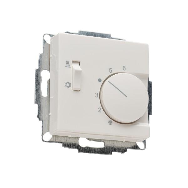 Raumthermostat RTR-5823rsa/BE mit Umschalter Heizen/Kühlen