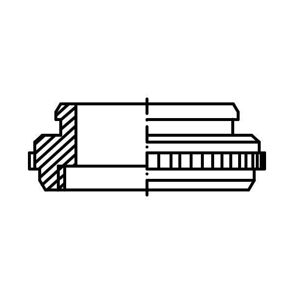 Ventiladapter VA90