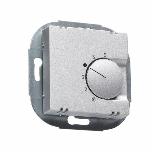 Raumthermostat FTR 101.000 aluminium matt für Merten System M
