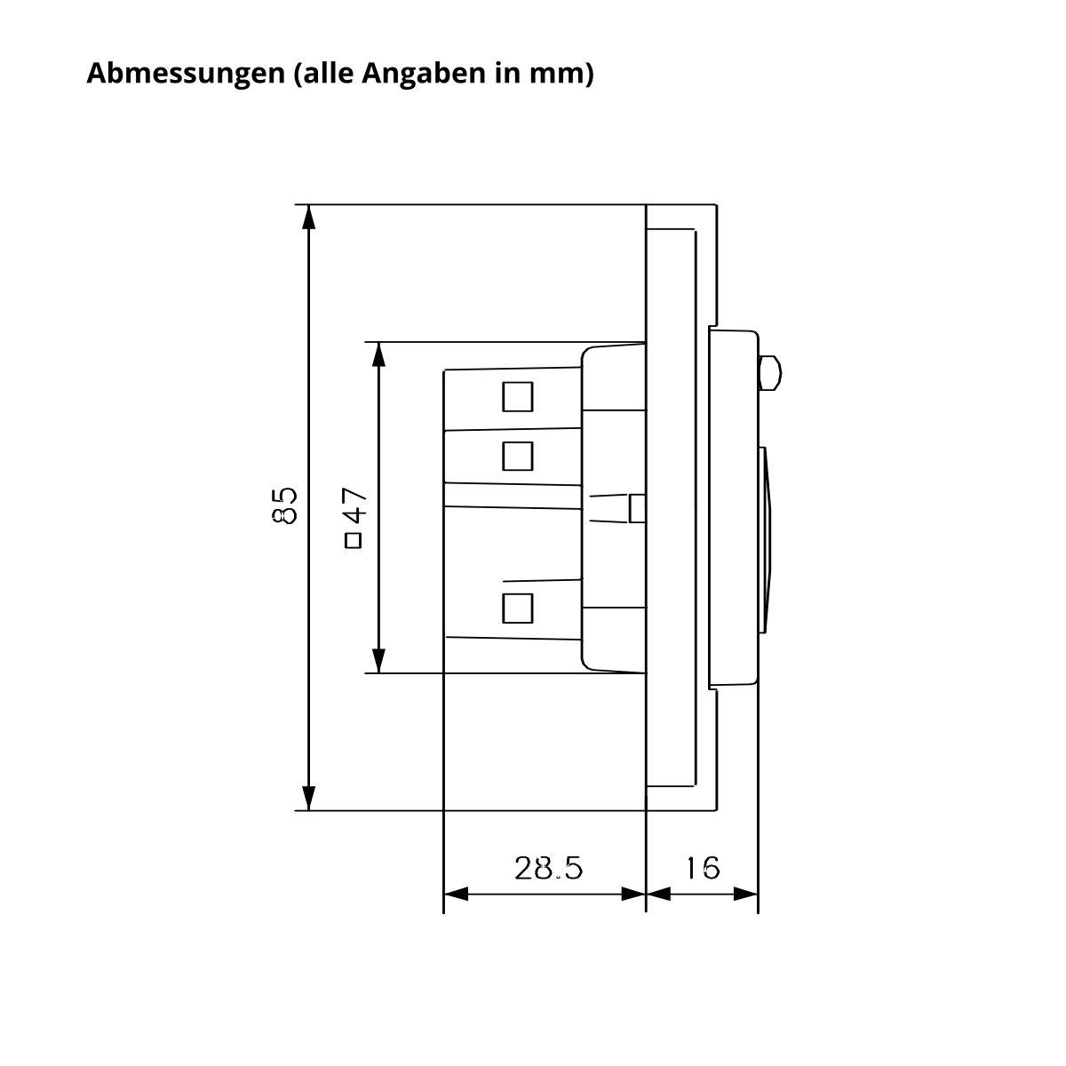 Arle Raumthermostat Fussbodenheizung FTR 101.000