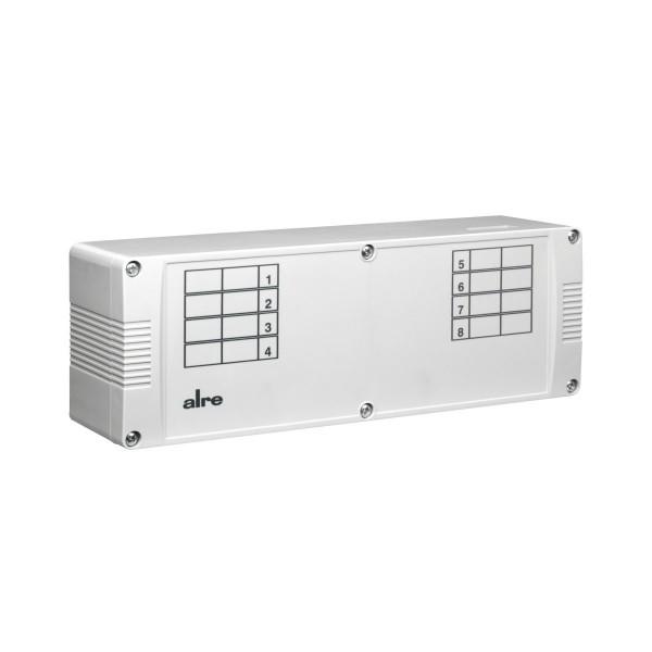 Regelklemmleiste 230V für 8 Raumthermostate Kühlen VOORL-318.008