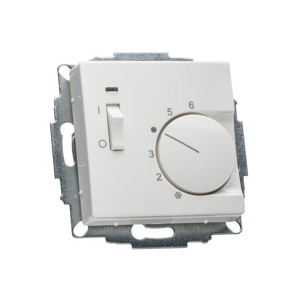 Raumthermostat RTR-5813rsa/BE mit Schalter Ein/Aus