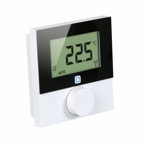 Alpha IP Raumthermostat Funk Display