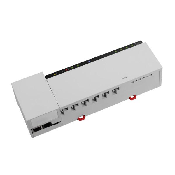 Regelklemmleiste Alpha 2 Funk 230V 4 Zonen Ethernet