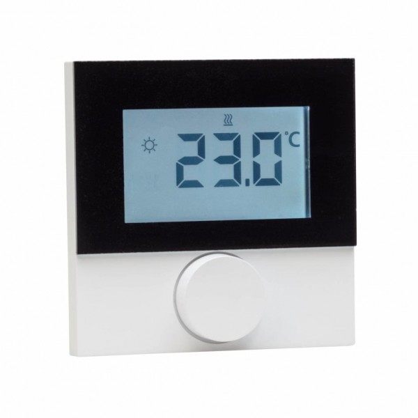 Alpha Regler direct Komfort 24V Design - Raumthermostat digital