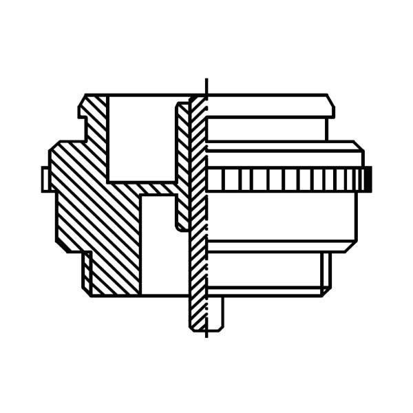 Ventiladapter VA02