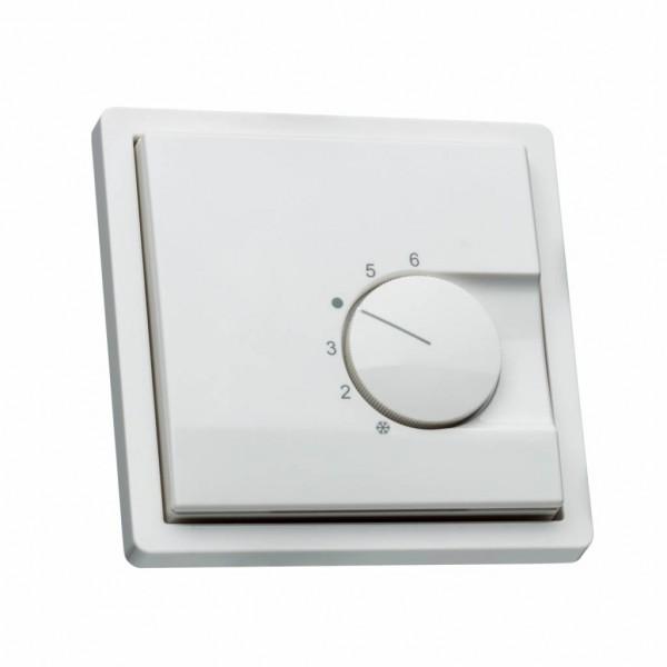 Raumthermostat GIRA Flächenschalter kompatibel