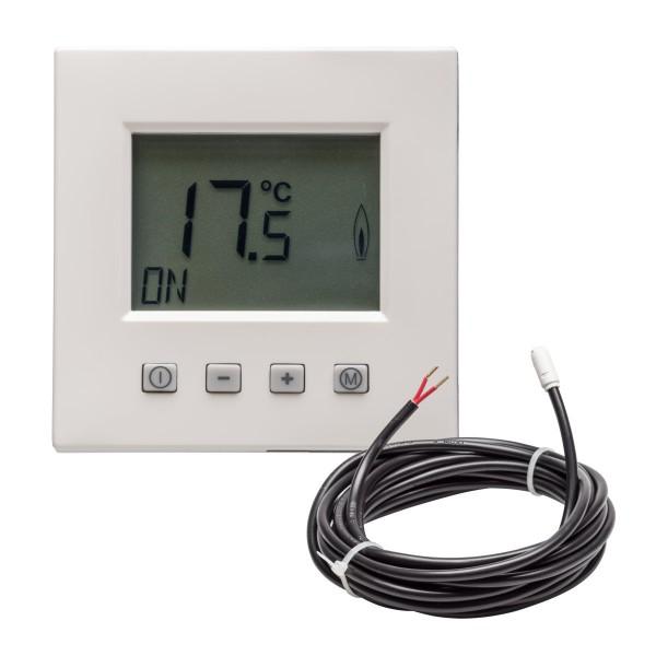 Fußbodentemperaturregler EFD-70 inkl. Bodenfühler