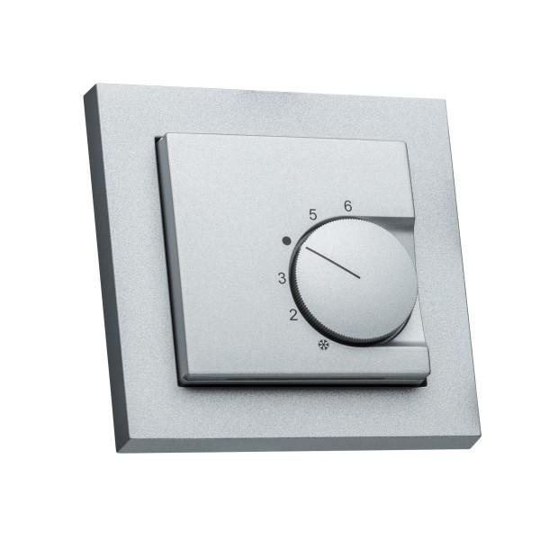 Raumthermostat für Gira E2 alu