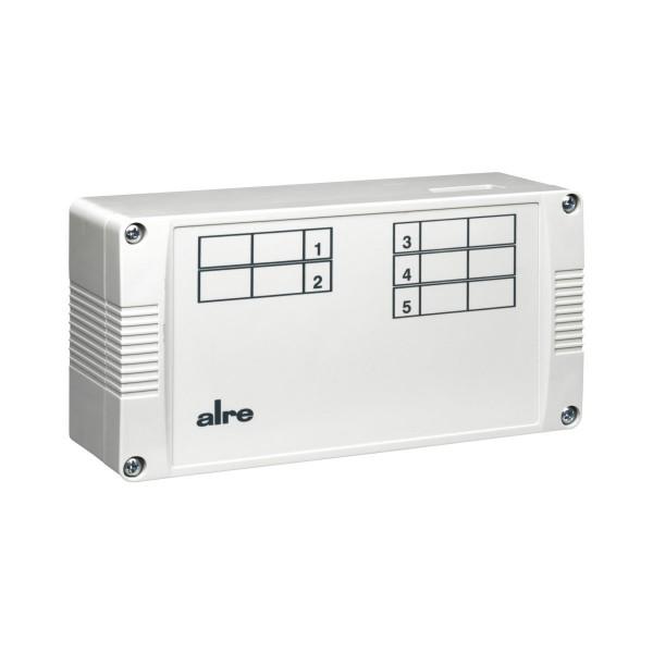 Regelklemmleiste 230V für 5 Raumthermostate Kühlen VOORL-215.008
