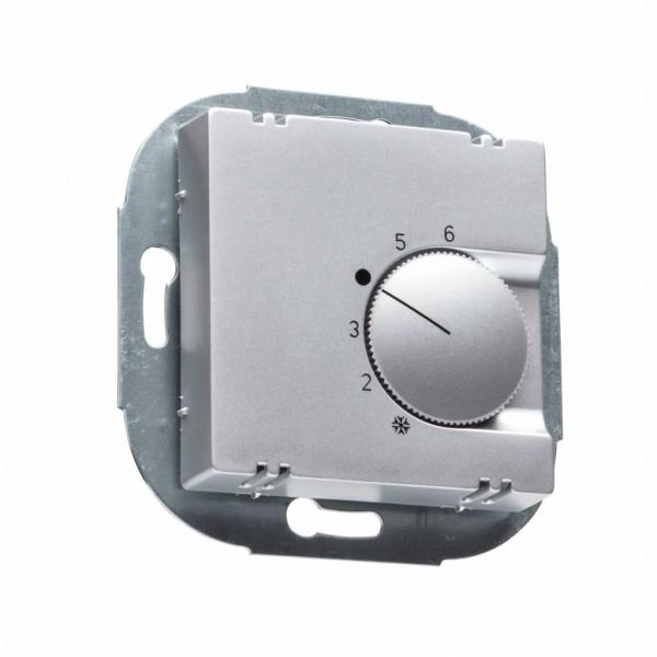 Raumthermostat FTR 101.000 alu matt für Berker