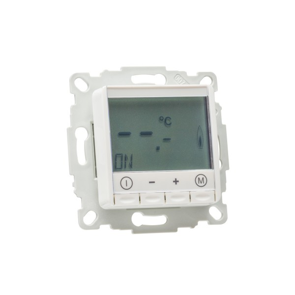 Raumthermostat ERK-50 digital mit Uhr