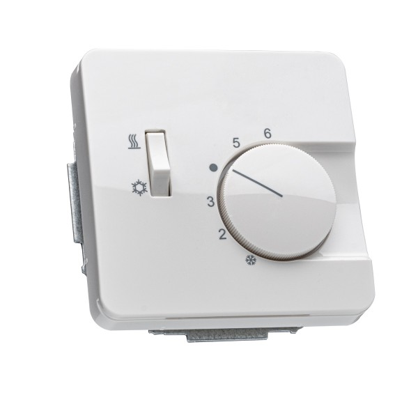 Raumthermostat RTR-6723rg mit Schalter Heizen/Kühlen