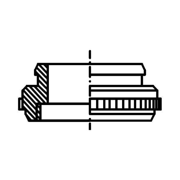 Ventiladapter VA80