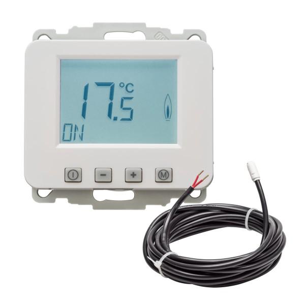 Fußbodentemperaturregler EFD-81 inkl. Bodenfühler